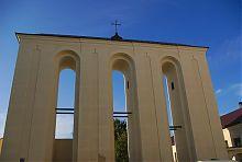 Колокольня луцкого Троицкого собора