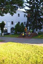 Луцкий памятник волынским жертвам НКВД в Луцке