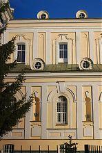 Західний фасад собору Святої Трійці Луцька