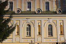 Бічна нава  колишнього костелу Святого Духа в Луцьку