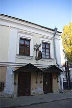 Південні входи луцького будинку Косачів