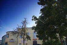 Центральная часть бернардинского монастыря в Луцке