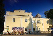 Луцкий бернардинский комплекс Луцка