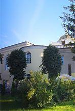 Северная часть луцкого бернардинского комплекса
