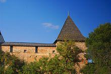 Башта Чарторийських в Луцьку