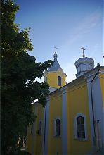 Луцкая церковь Покрова Пресвятой Богородицы