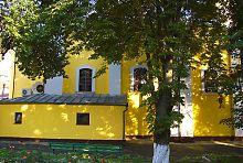 Северо-восточная пристройка луцкого Свято-Покровской церкви