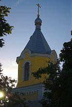 Колокольня Покровского храма в Луцке