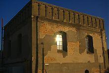 Северо-западный фасад бывшей главной луцкой синагоги