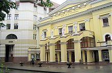 Оновлений фасад харківського Театру російської драми ім. А.С. Пушкіна
