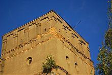 Оборонная башня луцкой старой синагоги