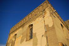 Западный угол главной синагоги Луцка
