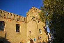 Юго-западный фасад луцкого Малого замка