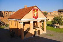 Єпископський палац луцького замку