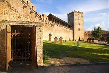 Стырова башня луцкого замка Любарта