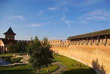Владича башня луцкой крепости Любарта