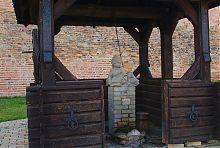 Колодец замка Витовта в Луцке