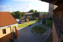 Луцький замок і церква Іоанна Богослова