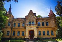 Турчиновский дворец усадьбы Уваровой