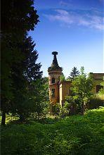 Хозяйственный флигель турчиновского дворца Уваровой