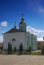 Троицкий собор дерманского женского монастыря