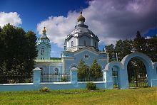 Церковь Святой Троицы в Дермани