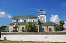 Дубненский бернардинский монастырь