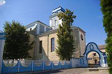 Хоры с апсидой дубненской церкви святого Николая