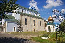 Каплиця Святителя і Чудотворця Миколая дубненского монастиря