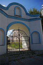 Ворота Николаевского монастыря в Дубно