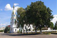 Дубенская Свято-Ильинская церковь