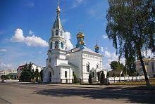Свято-Ильинской собор в Дубно