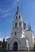 Портал центрального входа дубенского Ильинского храма