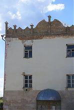 Городской фасад Луцкой башни в Дубно