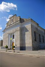 Дубенський костел святого Яна Непомуки