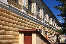 Южный фасад дубенского Контрактного дома