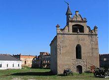 Церква у Меджибізькому замку
