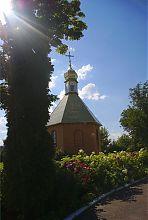 Часовня Свято-Варваринского православного монастыря в Дубно