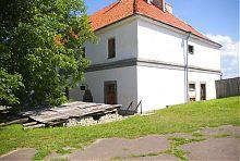 Дворец Острожских замка в Дубно