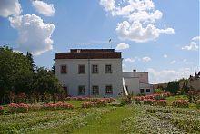 Надвратный корпус крепости в Дубно