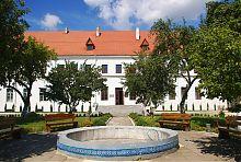 Парк крепости Острожских в Дубно