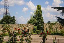 Орудийная площадка замка Острожских в Дубно