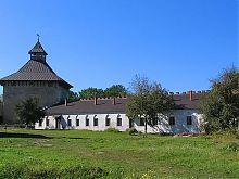 Рыцарская башня Меджибожского замка