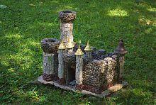 Парк мініатюр Дубенського замку