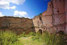 Юго-западная башня Клеванской крепости