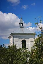 Колокольня клеванского костела Благовещения Девы Марии