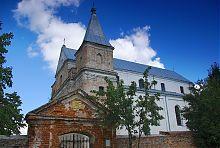 Костел Благовещения Девы Марии в Клевани