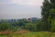 Пятницкая церковь в Корце
