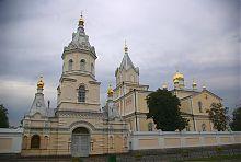 Корецький Троїцький монастир