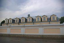 Юго-западный корпус православной Троицкой обители в Корце